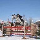 ENGADIN St. Moritz: Concours Hippique St. Moritz