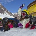 ski portillo kids