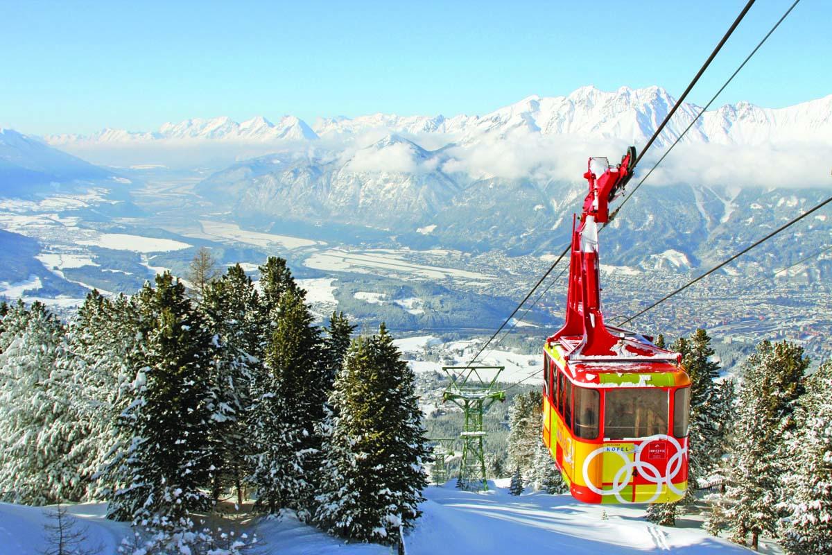 Skiing Innsbruck Austria Ski Resort Information Guide Review