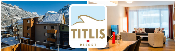 TITLIS Resort, Engelberg, Switzerland