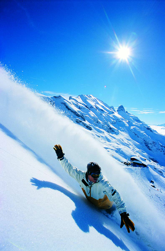 Stay 7 nights pay for 6 nights only at hotel terrace in for Terrace engelberg
